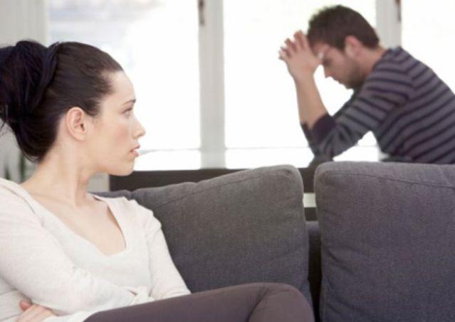 Discusiones pareja