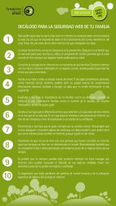 Código Ciberético para niños y Decálogo con consejos de seguridad web para los padres I